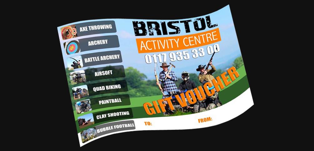 Bristol Black Ops Airsoft Gift Vouchers