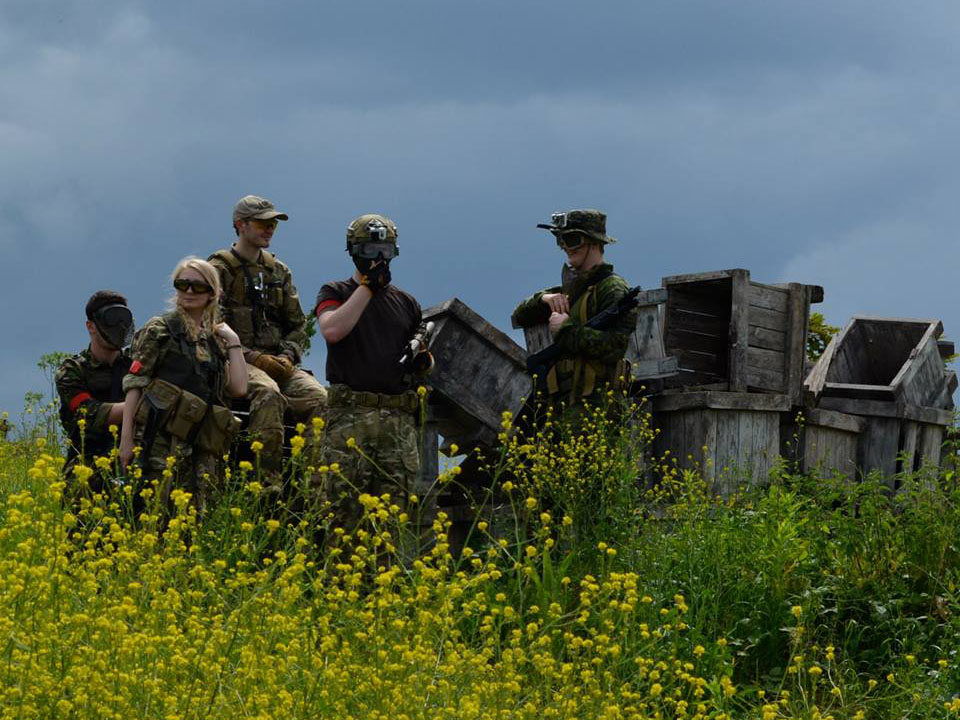 About Our Airsoft Rental